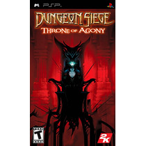 Dungeon Siege Throne (can) Psp