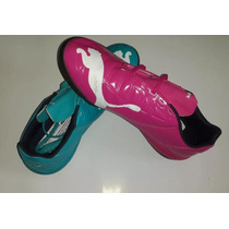 Zapatos Puma Evopower Futbol Sala Futbolito Originales