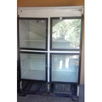 Refrigerador Vertical Marca Nieto De Cuatro Puertas