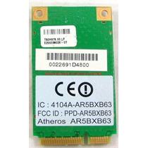 Tarjeta Red Wifi Acer Aspire 5315 5520 7520 Ar5bxb63