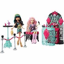 Monster High Câmera E Ação Acessórios Festa Balada Cleo Nil