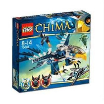Lego Chima 70003 ( El Interceptor Real De Eris 2013 ) Gzt