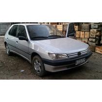 Peugeot 306 Xr 1.8 Inyección Multipunto 1996