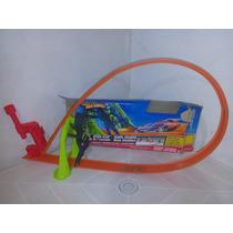 Pista Hot Wheels - Spider Slam