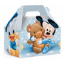 50 Unidades Maleta Kids Baby Disney Mickey * Caixa Surpresa