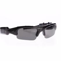 Óculos De Sol Câmera Espiã Espião Social Esportivo Discreto