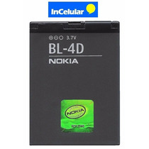 Bl4d Bl-4d Pila Bateria Nokia N8 E5 E5-00 E7 N97 Mini N950