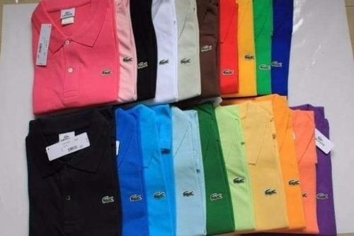 Kit 6 Camisa Polo Tamanho Grande Plus Size Esp Xl G1 G2 G3 - R  249 ... 7bb0eb1b995b1