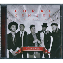 Playback Coral Kemuel - Clássicos [original]