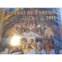 Cd Sambas De Enredo 2011 Grupo Especial Rj Raro Lacrado