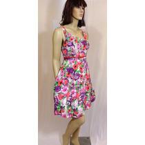 Vestido Florido Primavera-universizeplus