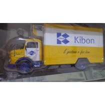 Miniatura Caminhão Kibon Mercedes Benz 1113 1/43