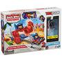 Juguete Angry Birds Transformers Optimus Prime Telepods Bir
