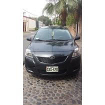 Toyota Yaris 2012 $11.000 Con Gnv Dual Por Viaje