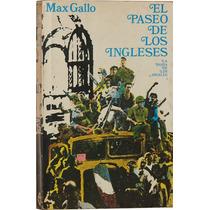 El Paseo De Los Ingleses - Max Gallo