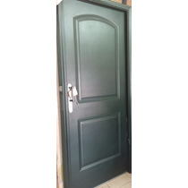 Oferta! Puertas Oblak Eterna 1107 Foliadas Pvc Verde Ingles