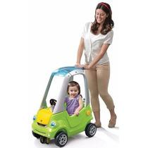 Carrito Montable De Empuje Para Niños Step2 Verde