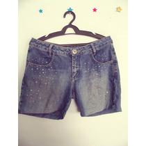 Shorts Feminino Jeans Cód. 79