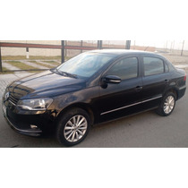 Volkswagen Voyage Gp Estilo 1.6 Color Negro