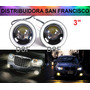 Kit Neblineros Led Ojo De Angel - Autos Camionetas Tuning