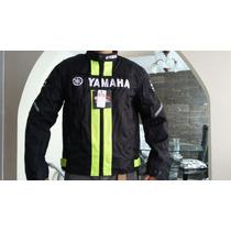 Chaqueta Moto Yamaha Gp.con Protecciones Envio Gratis