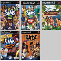 Patch The Sims Collection Para Ps2 Destravado!