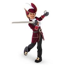 Disfraz Capitan Garfio Disney Store Traje Capitan Hook Peter