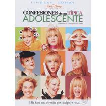 Confesiones De Una Tipica Adolescente Lindsay Lohan Dvd