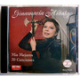 Ginamaria Hidalgo, Mis Mejores 30 Canciones. Cd