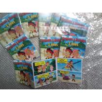 12 Invitaciones Comic Jack Y Los Piratas Tipo Historieta