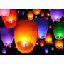 Globos Aereos Luminosos Linternas Chinas De Cantoya