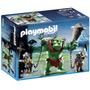 Playmobil Trol Gigante Con Luchadores Xml 6004