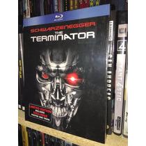 Blu Ray Terminator 1984 Digibook Limited Edition Imp De Usa