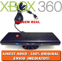 Sensor Microsoft Kinect Xbox 360 Original - Novo - Barato