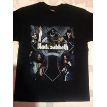 Playera Black Sabbath, Serigrafía