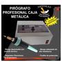 Pirografo Profesional Caja Metálica