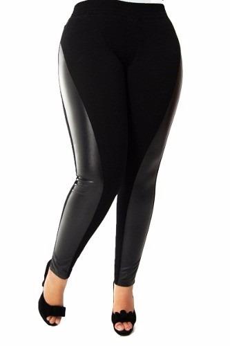 92d01bd2f Calça Feminina Legging Montaria Cintura Alta Bolso Plus Size - R$ 59,99 em  Mercado Livre