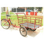 Bicicleta Triciclo De Carga Grade