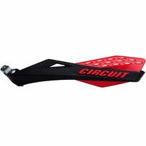 Protetor De Mão Circuit Modelo Fenix Carbon Com Frete Grátis