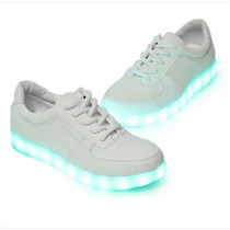 Zapatillas Led Talles En Stock