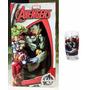 Copo De Vidro Thor - Nadir Marvel Avengers 430 Ml