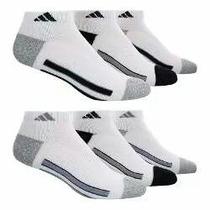 Calcetines Para Caballero Adidas 6 Pares Blanco