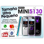 Telefono Mini Nokia 5130 Liberado Doble Sim Mp3 Wathsapp