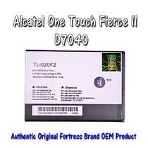 Batería De Repuesto Para Alcatel One Touch Fierce 2 7040t 70