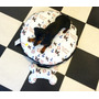 Cama-puff + Almohadón - 60cm Diámetro-para Perros Medianos-