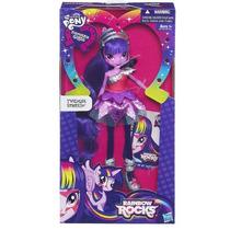 My Little Pony- Equestria Girl -twilight Sparkle Rainbowrock