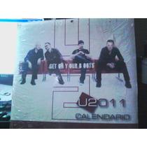 U2 Calendario 2011 :get On Your Boots