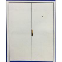 Puerta Chapa Doble Inyectada Reforzada Lisa 140x200