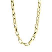 Corrente Masculina Em Ouro 18k Cartier Oca Frete Grátis