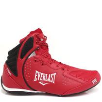Tênis Everlast Boxe Vermelho Jump Elm124   Zariff